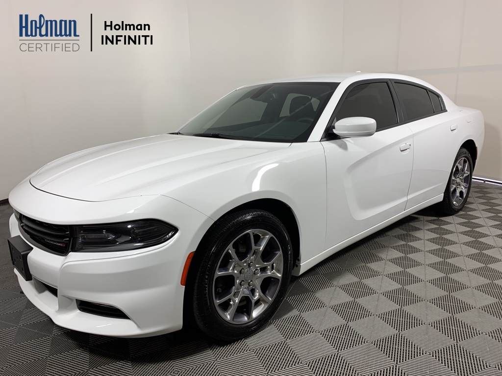 Pre Owned 2016 Dodge Charger Sxt
