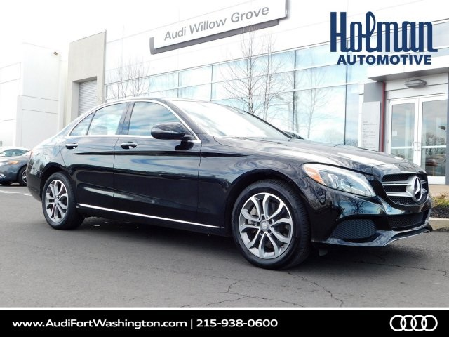 Pre Owned 2017 Mercedes Benz C Cl 300