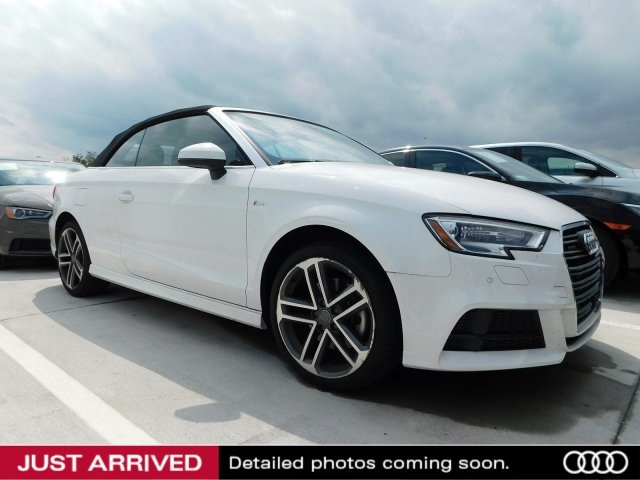 Pre Owned 2017 Audi A3 2 0t Premium Plus