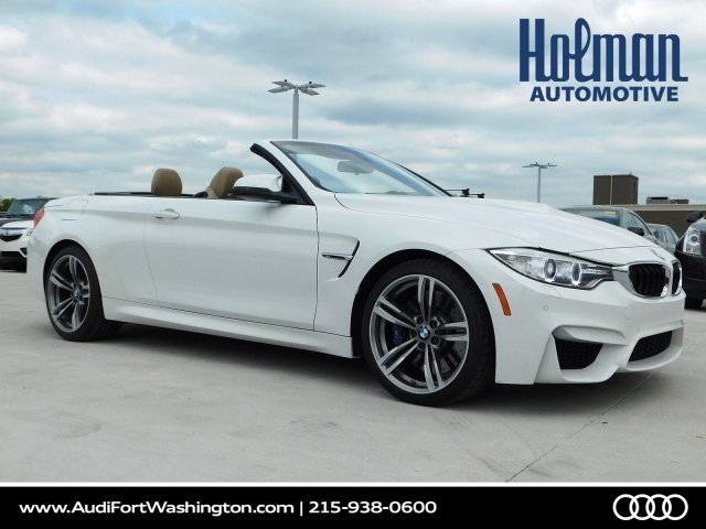 Pre Owned 2016 Bmw M4 Base