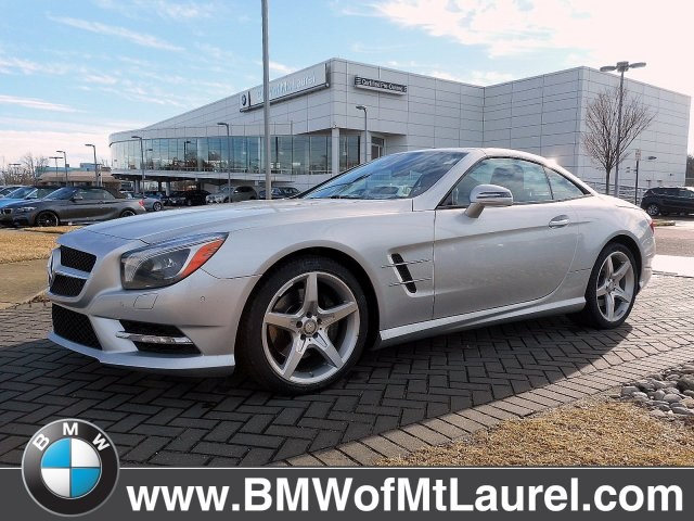 Pre Owned 2016 Mercedes Benz Sl Cl 550